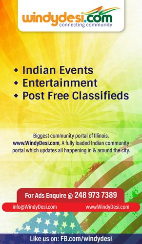 Are you Looking for Indian Community in Chicago, Illinois