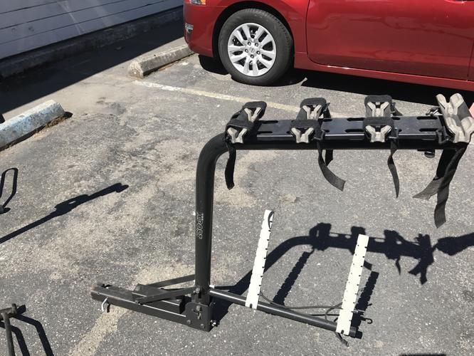 XPORT 4 Bike hitch rack