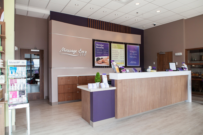 Massage Envy Spa - Tiffany Plaza