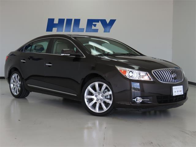 Buick LaCrosse Touring Group 2013