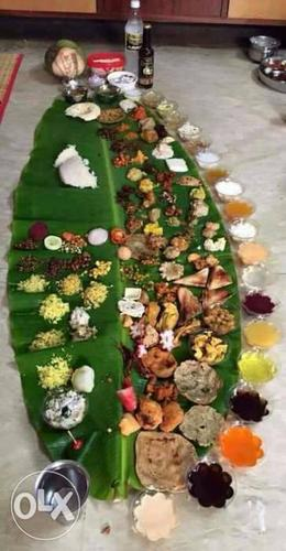 Catering services for marriage parties and Birthday