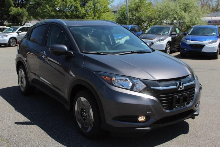 Honda HR-V EX-L w/Navigation AWD 2018