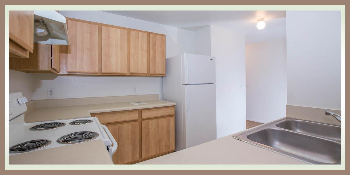 $722 Three bedroom Apartment for rent
