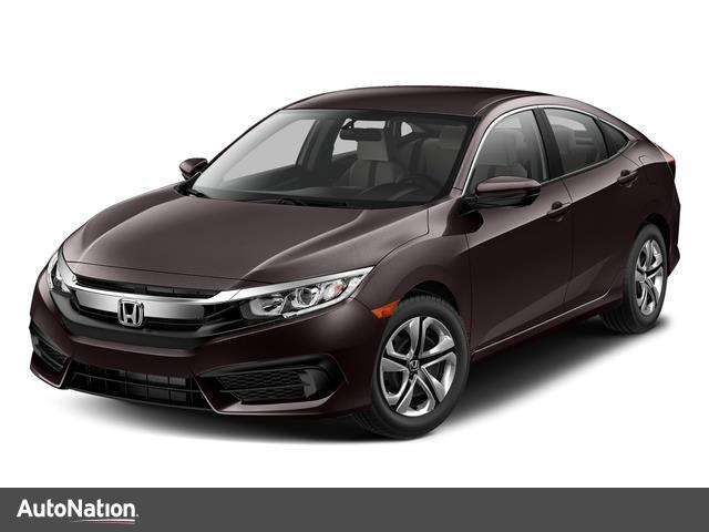Honda Civic Sedan LX 2017