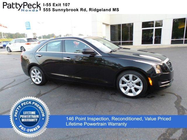 Cadillac ATS Sedan Standard RWD 2015
