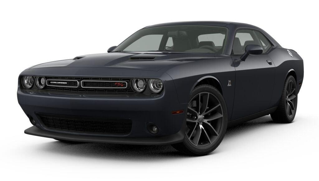 Dodge Challenger and 2018