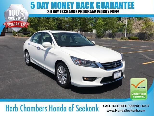 Honda Accord Sedan EX 2015