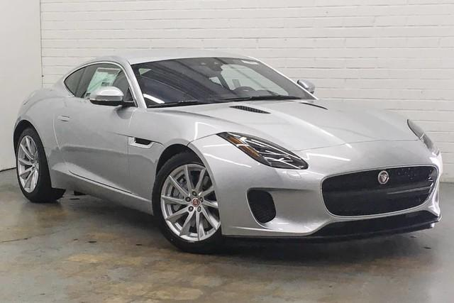 Jaguar F-TYPE 340HP 2018