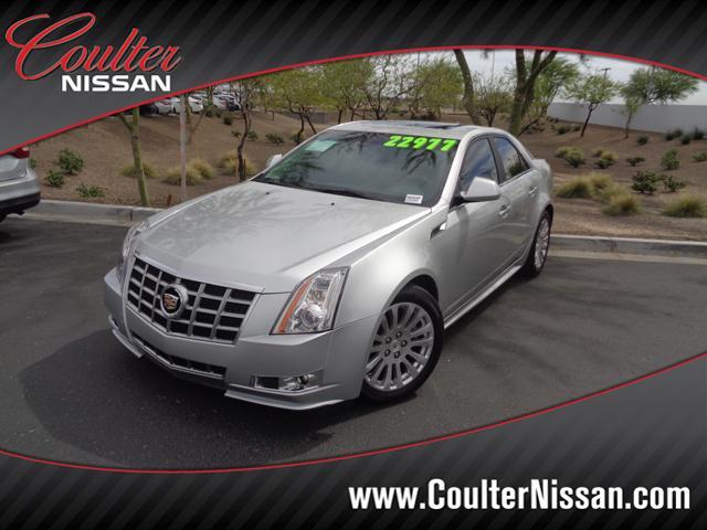 Cadillac CTS Sedan Premium 2013
