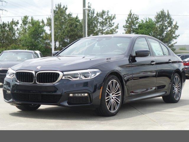 BMW 5 Series 540i 2017