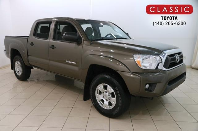 Toyota Tacoma V6 2015