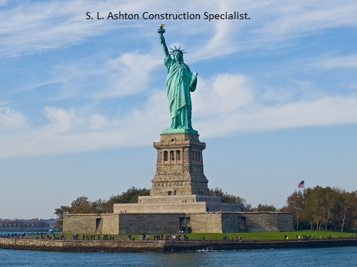 S L Ashton Construction Specialist
