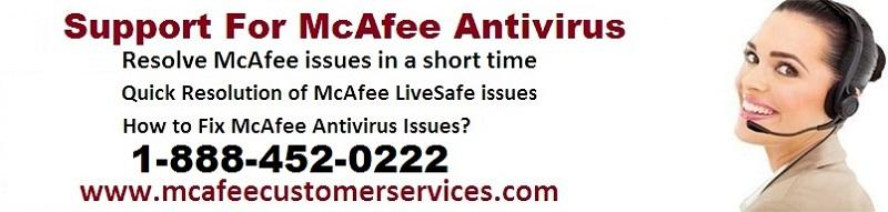 McAfee Support Number 1-888-452-0222 McAfee Help Number