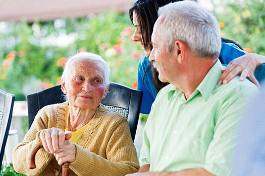Part-Time Home Care for Family Caregivers in Richardson