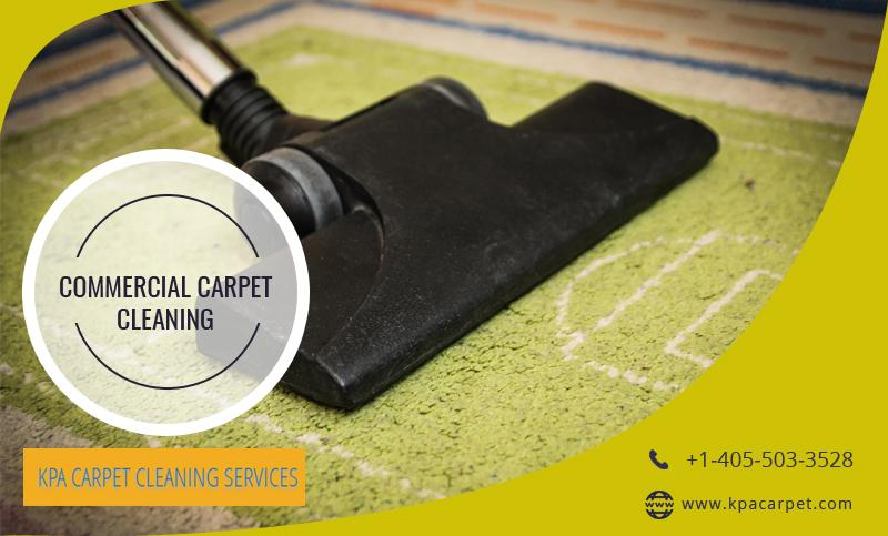 Commercial Carpet Cleaning Services in Edmond, OKC | KPA Carpet Cleaning Services
