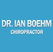 Dr Ian Boehm Chiropractor