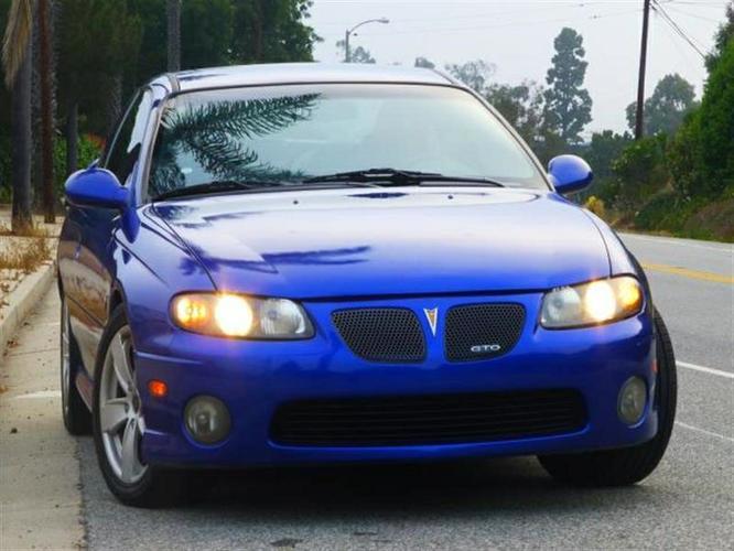 2004 Pontiac
