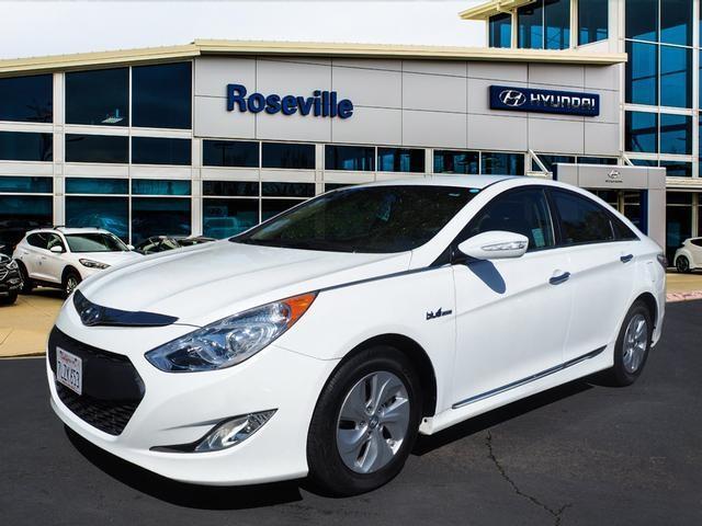 Hyundai Sonata Hybrid Base 2015