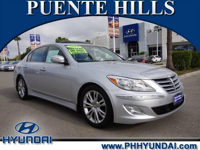 Hyundai Genesis 3.8L 2014