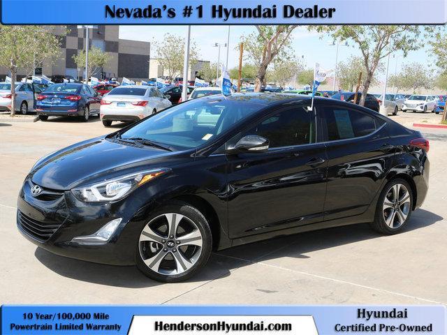 Hyundai Elantra Sport 2014
