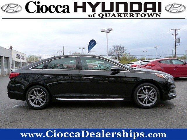 Hyundai Sonata 2.0T Sport 2015