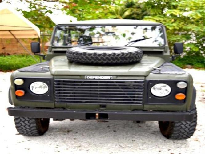 1986 Land Rover