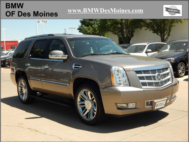 Cadillac Escalade PLATINUM 2011