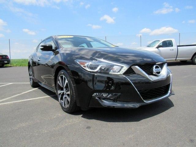 Nissan Maxima 3.5 2017