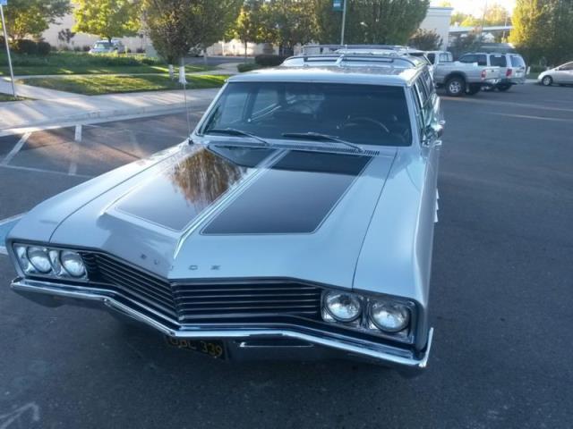 Buick Srortwagon 350