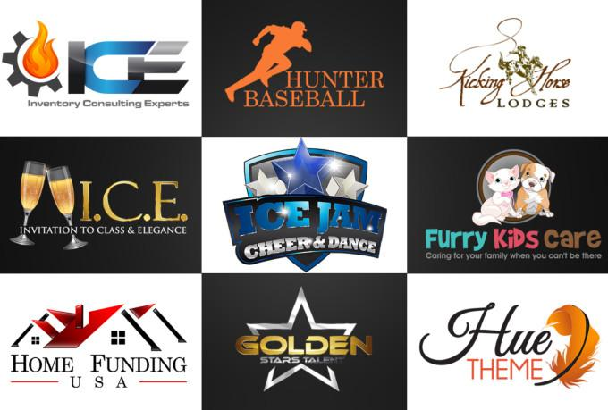 High Quality Professionally Designed Business Logos/Personal Logos