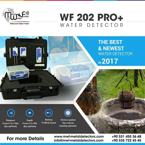 WF 202 Pro + water detector