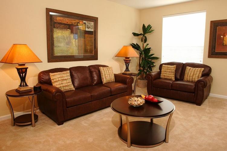 Enjoy Your Pleasing Vacations @ Wonderful Villa In Orlando Fl