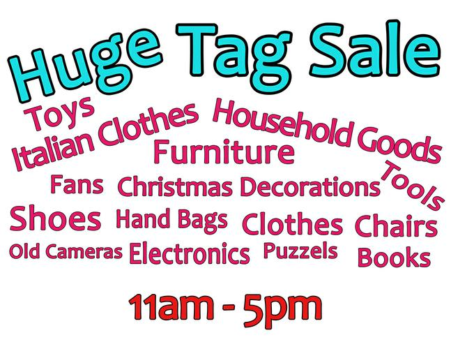 PennySaver | Tag Sale! Sat & Sun June 24th-25th in Westchester, New