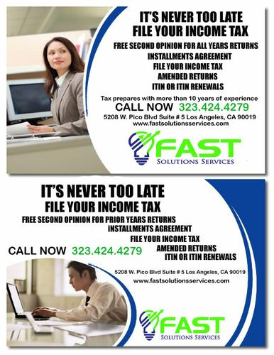 FILE YOUR INCOME TAXES  - PRIOR YEARS -  INSTALLMENT AGREEMENTS