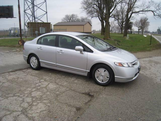 2008 used  Honda civic