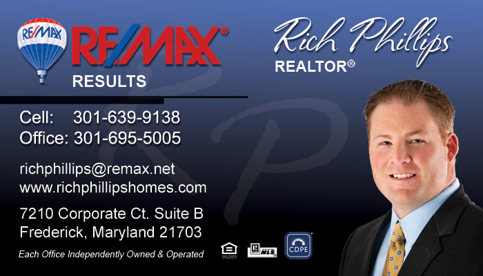 Rich Phillips RE/MAX Results