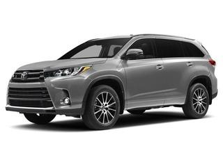 Toyota Highlander Limited Platinum V6 2017