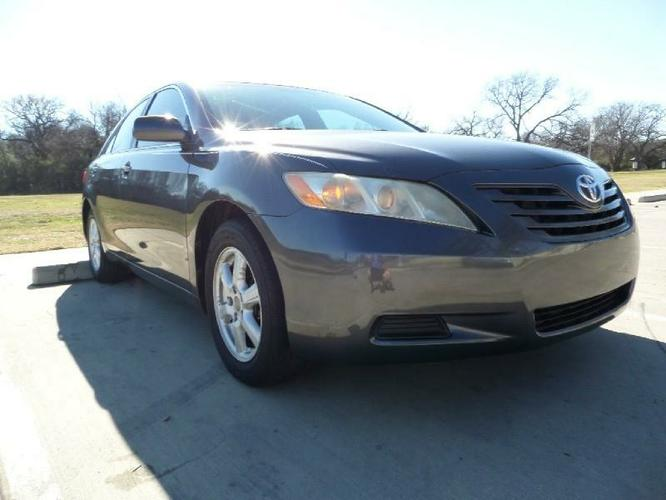 Super 2007 Toyota camry