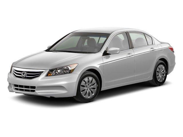Honda Accord Sdn LX 2012