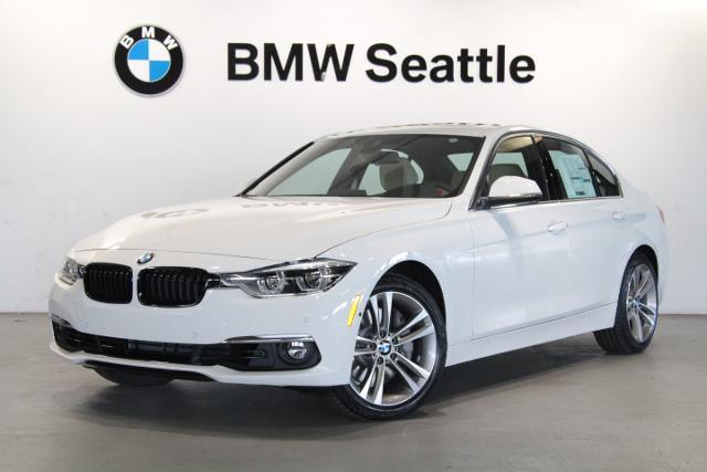 BMW 3 Series SA 2017