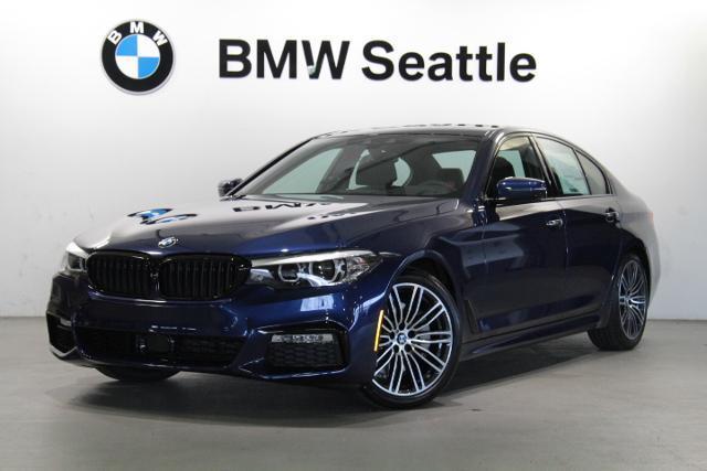 BMW 5 Series XDRIVE 2018