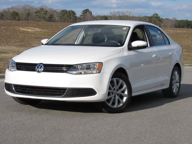 Volkswagen Jetta Sedan 4dr Auto SE w/Connectivity 2014