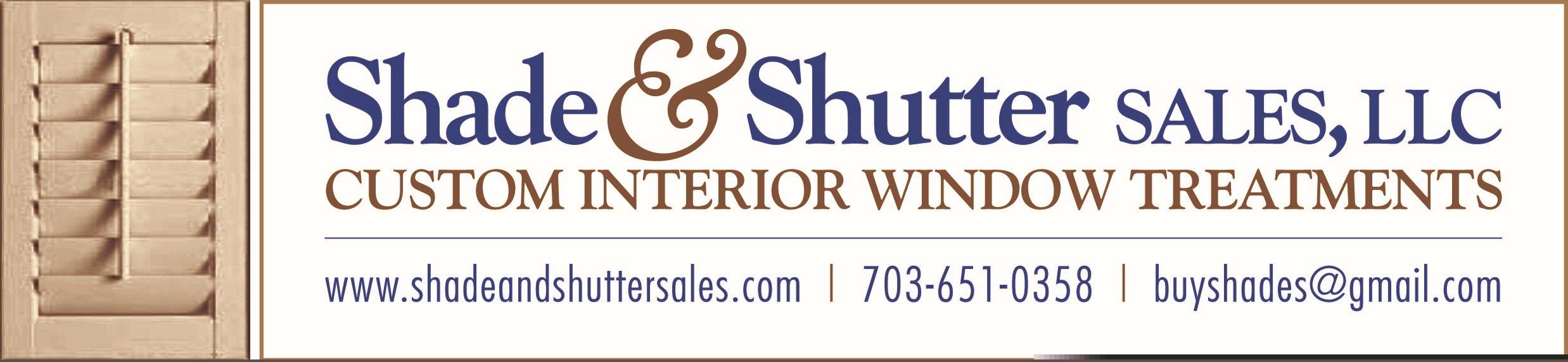 Shade & Shutter Sales LLC