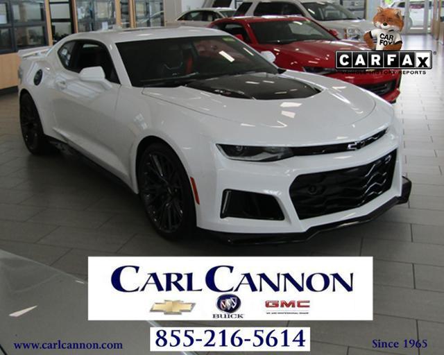 Chevrolet Camaro 2dr Cpe ZL1 2017