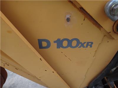CASE D100XR BACKHOE ATTACHMENT
