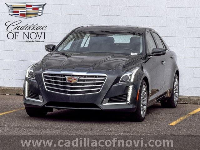 Cadillac CTS Sedan 2.0L Turbo Luxury 2017
