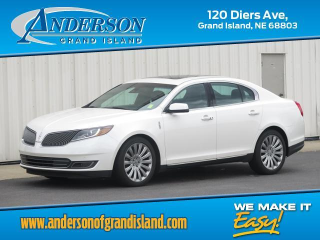 Lincoln MKS 4dr Sdn 3.7L AWD 2014