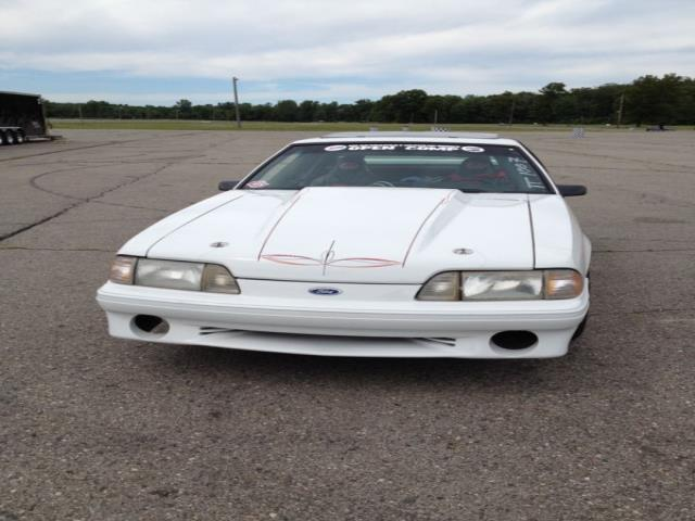 Ford Mustang 12000 Miles