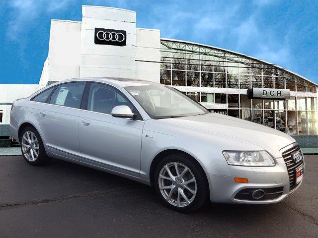 Audi A6 3.0T Premium Plus 2011
