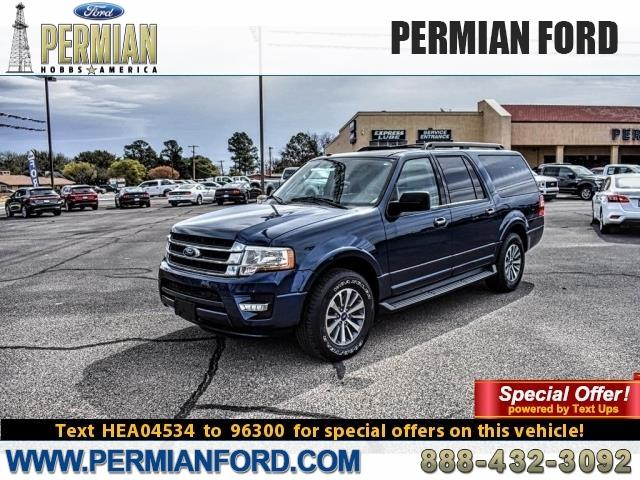 Ford Expedition EL XLT 4X2 2017